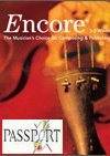 Encore Music Notation
